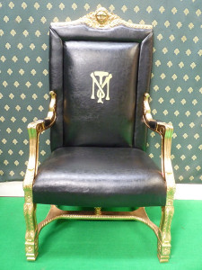 Tony Montana Chair 3