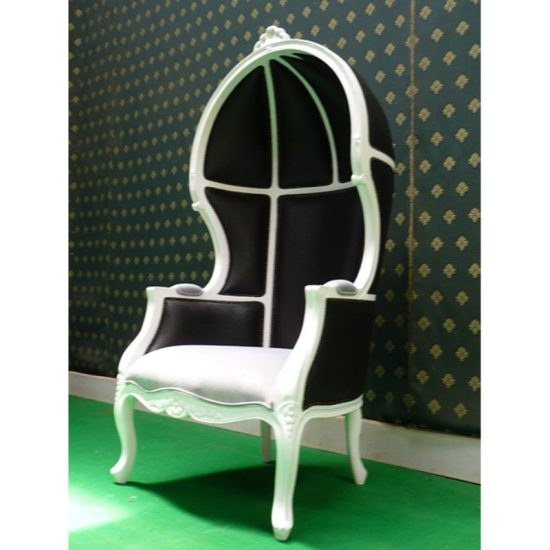 Designer Hooded Chair 2