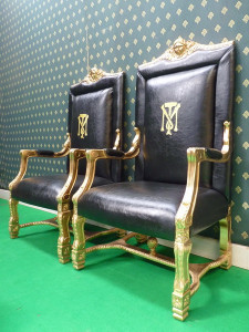 Tony Montana Chair 2